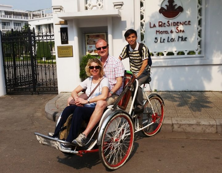 Hue Cyclo Tour- Best Hue city tour