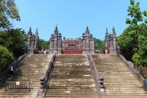 Khai Dinh Tomb Hue Vietnam- Best Hue City Tour