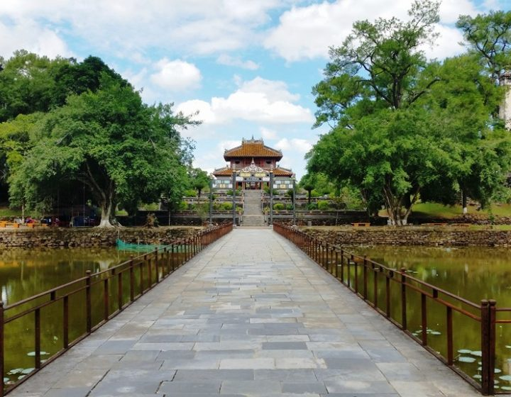 Minh Mang Tomb Hue Vietnam- Best Hue City Tour