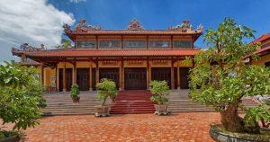 Tu Dam pagoda- Best Hue City Tour