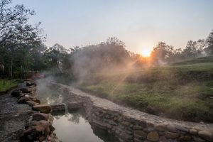 Alba Thanh Tan hot springs Hue- Best Hue City Tour Travel