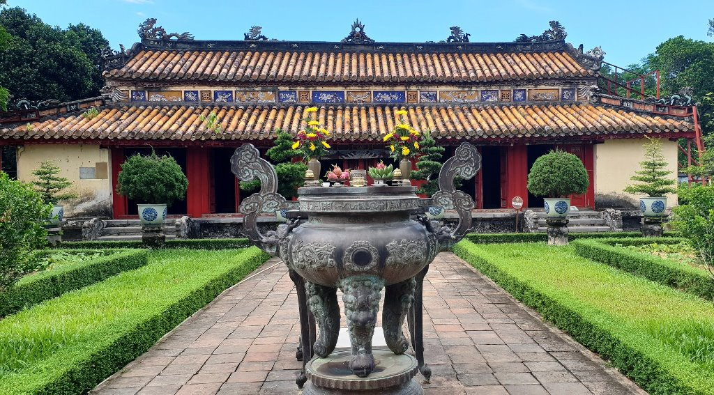 Gia Long Tomb- The Nguyen Dynasty- Best Hue City Tour Travel