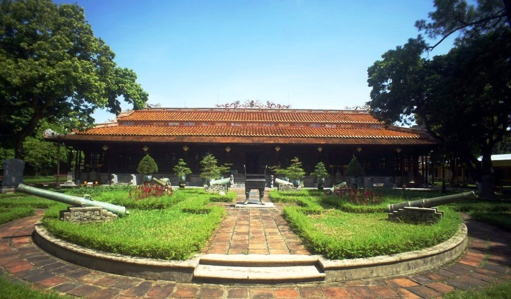 Hue Museum Of Royal Antiquities- Best Hue City Tour Travel