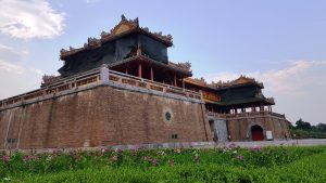 The Noon Gate- Hue Imperial Citadel
