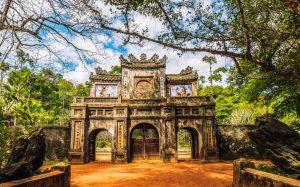 Tu Hieu Pagoda- Best Hue City Tour Travel