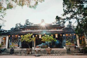 Tu Hieu Pagoda Hue- Best Hue City Tour Travel