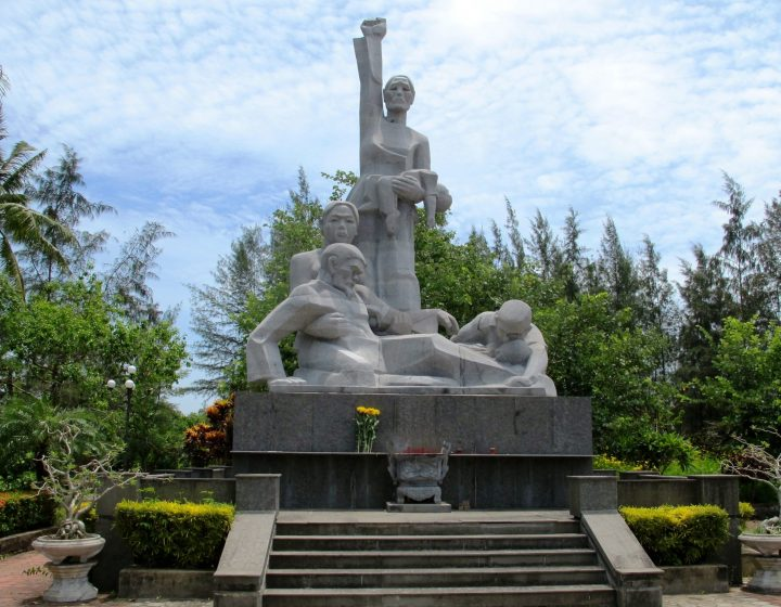Hoi An to My Lai massacre by car- Best Hue City Tour Travel
