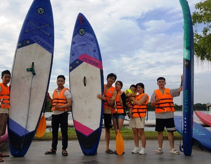 Hue SUP Tour- Best Hue City Tour Travel
