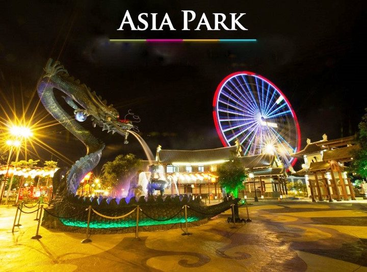 Asia Park Da Nang- Best Hue City Tour Travel