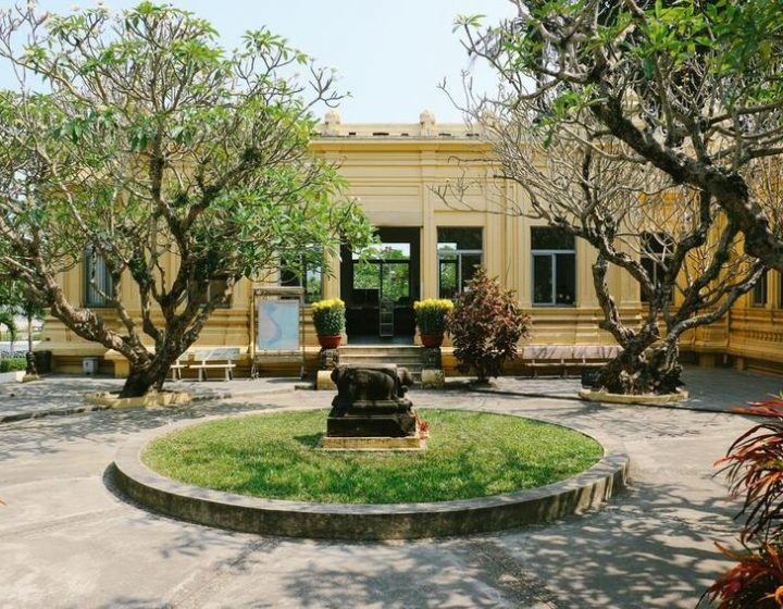 Cham Museum Da Nang- Best Hue City Tour Travel