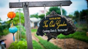 Cooking class at Tra Que Village- Best Hue City Tour Travel