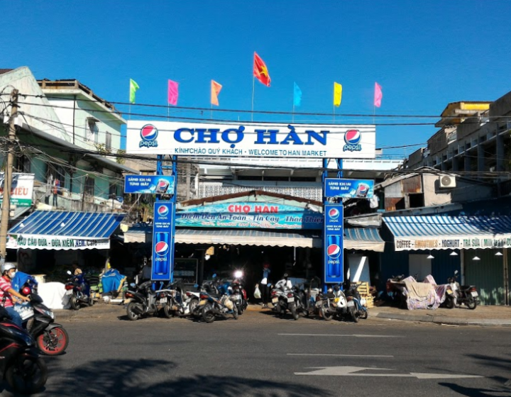 Han Market Da Nang- Best Hue City Tour Travel