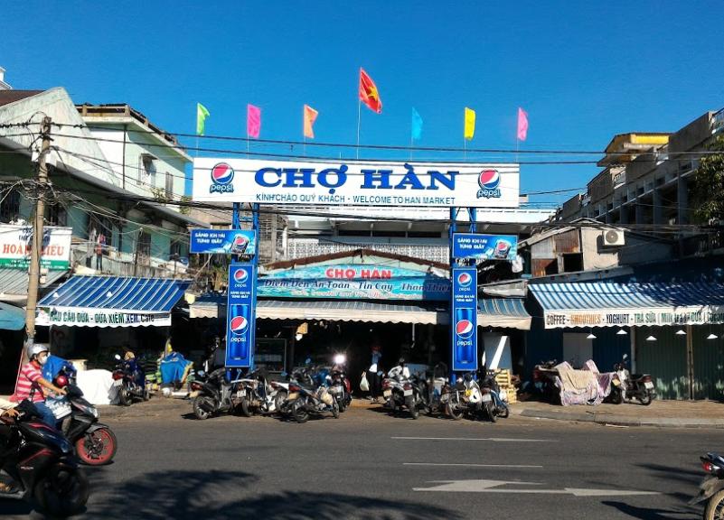 Han Market Da Nang- Best Hue City Tour Travel