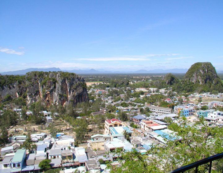 Hoi An to Marble Mountain by car- Best Hue City Tour Travel