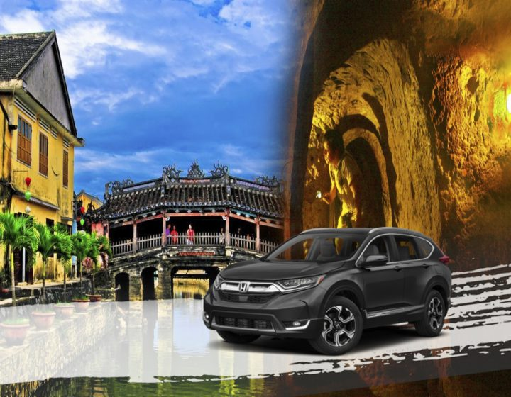 Hoi An to Vinh Moc Tunnels By Car- Best Hue City Tour Travel