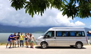 Hue to Da Nang airport transfer by car- Best Hue City Tour Travel