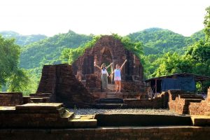 My Son Sanctuary in Sunrise- Best Hue City Tour Travel