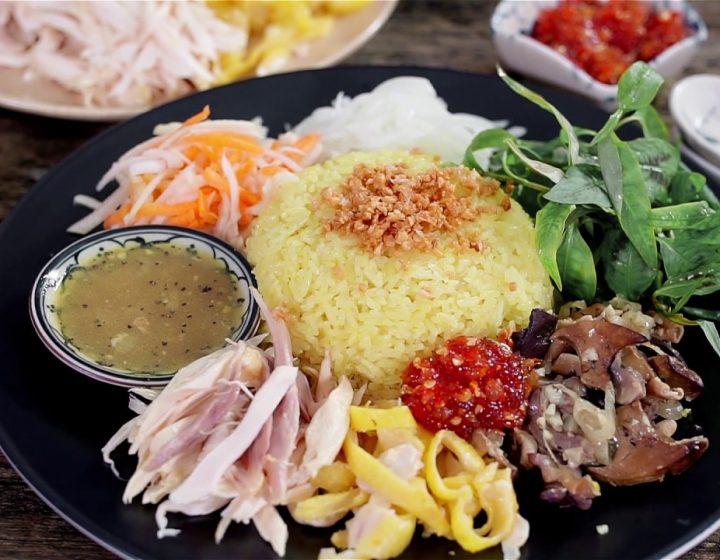 Hoi An Chicken Rice- Best Hue City Tour Travel
