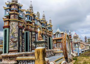 An Bang Cemetery-City of Ghosts Hue- Best Hue City Tour Travel