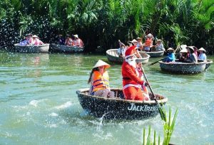 Bay Mau Coconut Forest- Best Hue City Tour Travel