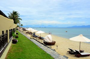 Cua Dai Beach Hoi An- Best Hue City Tour Travel