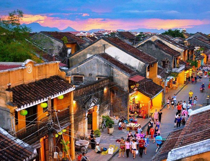 Hoi An Ancient Town- Best Hue City Tour Travel