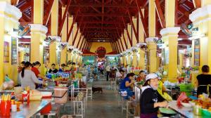 Hoi An Central Market- Best Hue City Tour Travel