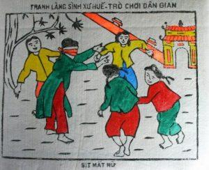 Sinh Folk Painting Village- Best Hue City Tour